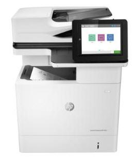 HP LaserJet Ent M632h A4 Mono Multifunction Printer