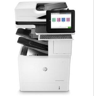 HP LaserJet Ent Flow M632z A4 Mono Multifunction Printer