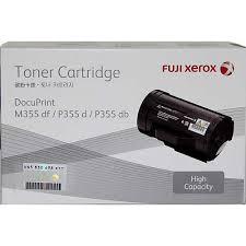 High Yield Black Fuji Xerox DocuPrint M355DF/P355D/P365dw Toner Cartridge  10K Pages - Genuine
