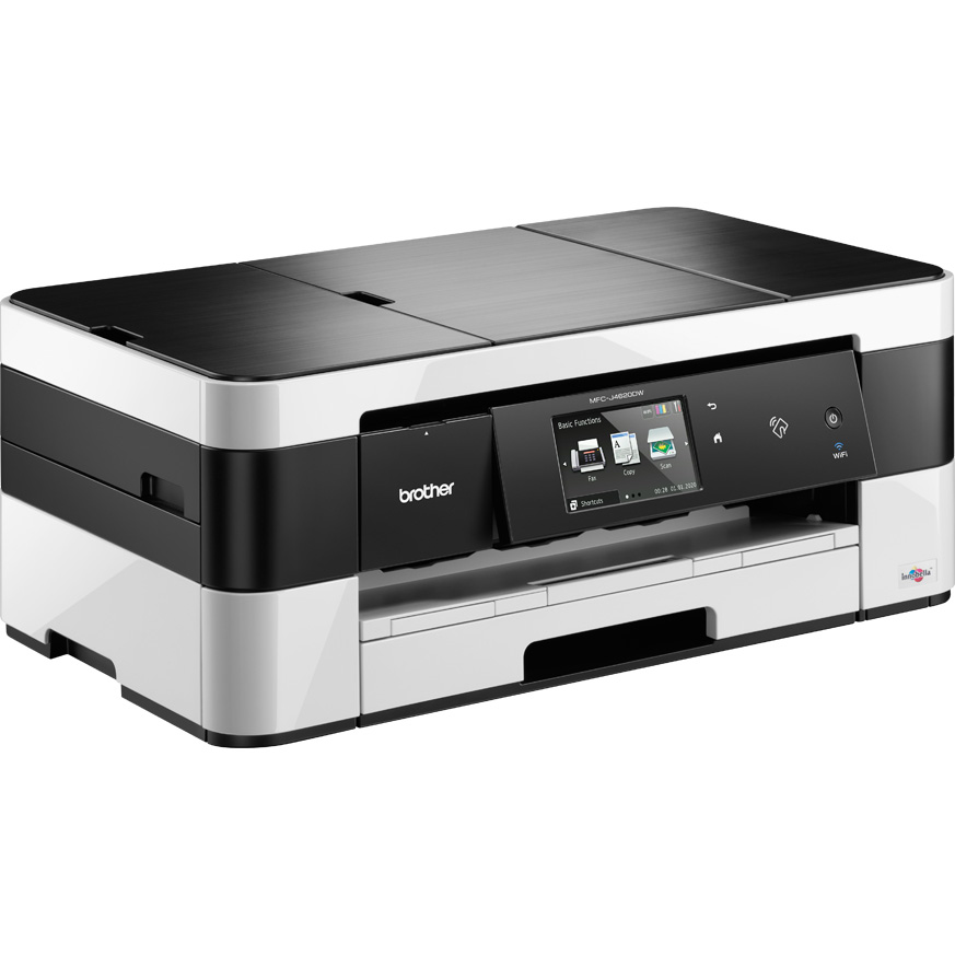 Brother MFC J4620DW A3 Colour Multifunction Inkjet Printer