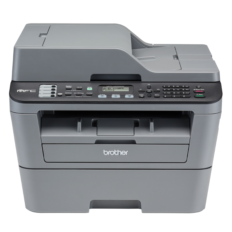 Brother MFC-L2700DW A4 Mono Multifunction Laser Printer