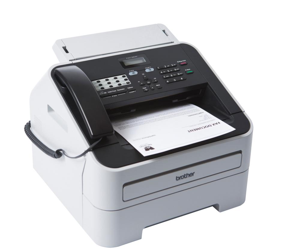 Brother Fax 2840 A4 Plain Paper Laser Fax Machine