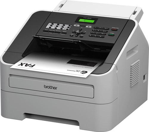laser printer and fax machine