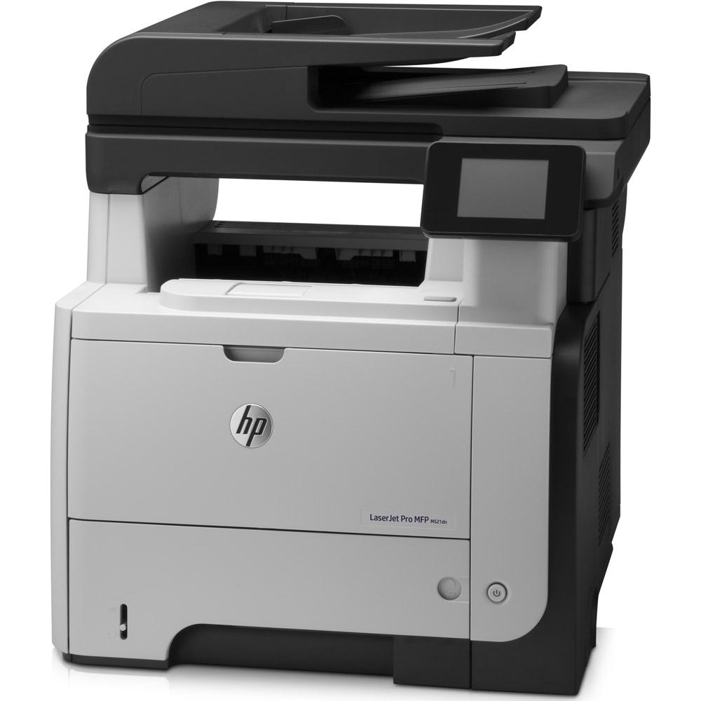 Hp Laserjet Pro M521dn A4 Mono Multifunction Printer