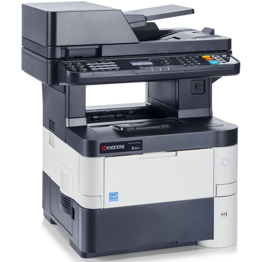 Kyocera ECOSYS M3540dn A4 Mono Multifunction Printer