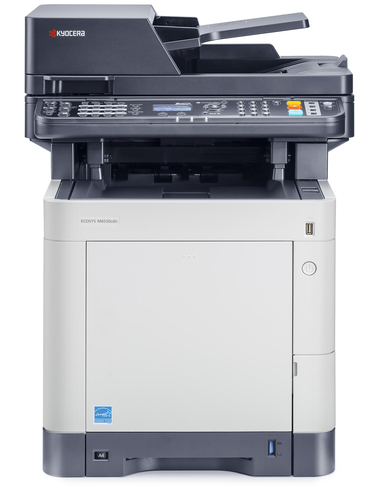 Kyocera ECOSYS M6530cdn A4 Colour Multifunction Printer