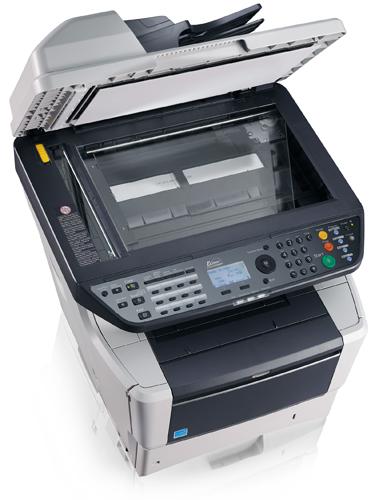 Kyocera fs 3140 a4 mono multifunction laser printer for Mobiliario y equipo