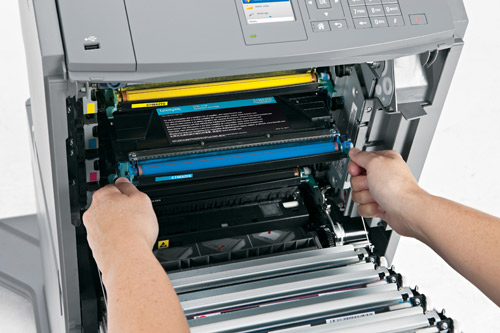 Image Result For How To Know What Color To Replace In A Printer