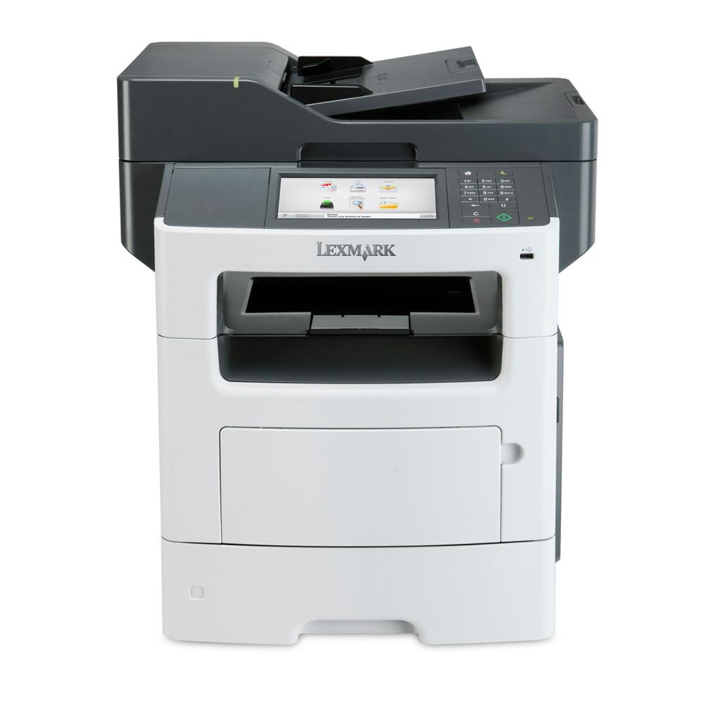 Lexmark MX611dhe A4 Mono Multifunction Laser Printer
