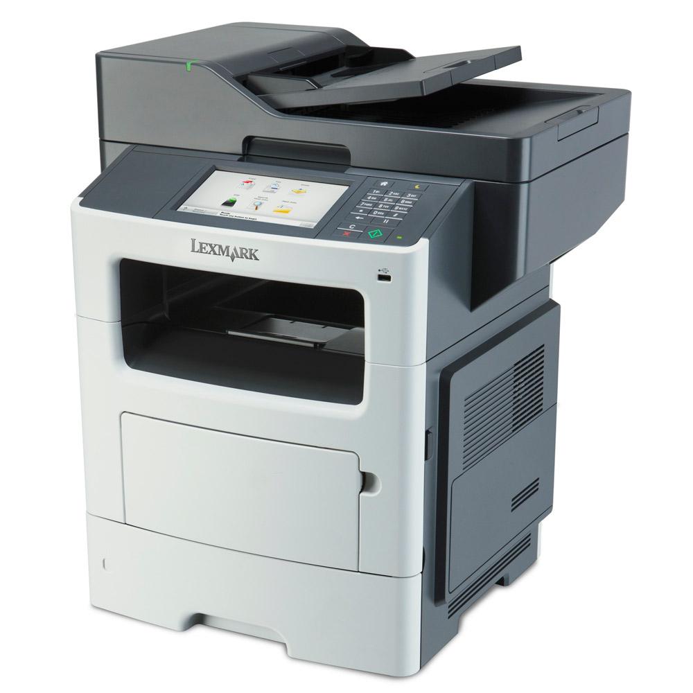 Lexmark MX611de A4 Mono Multifunction Laser Printer