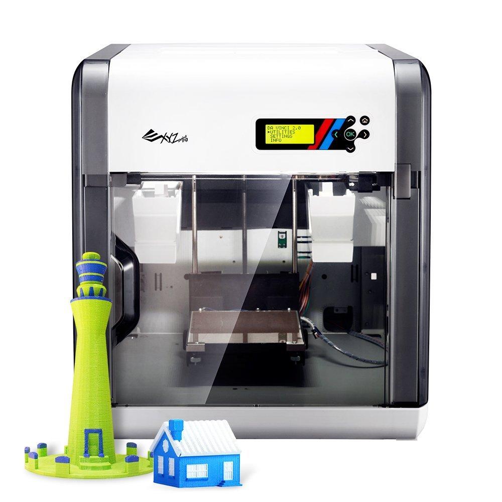 XYZ Printing Vinci 2 0A Duo 3D printer