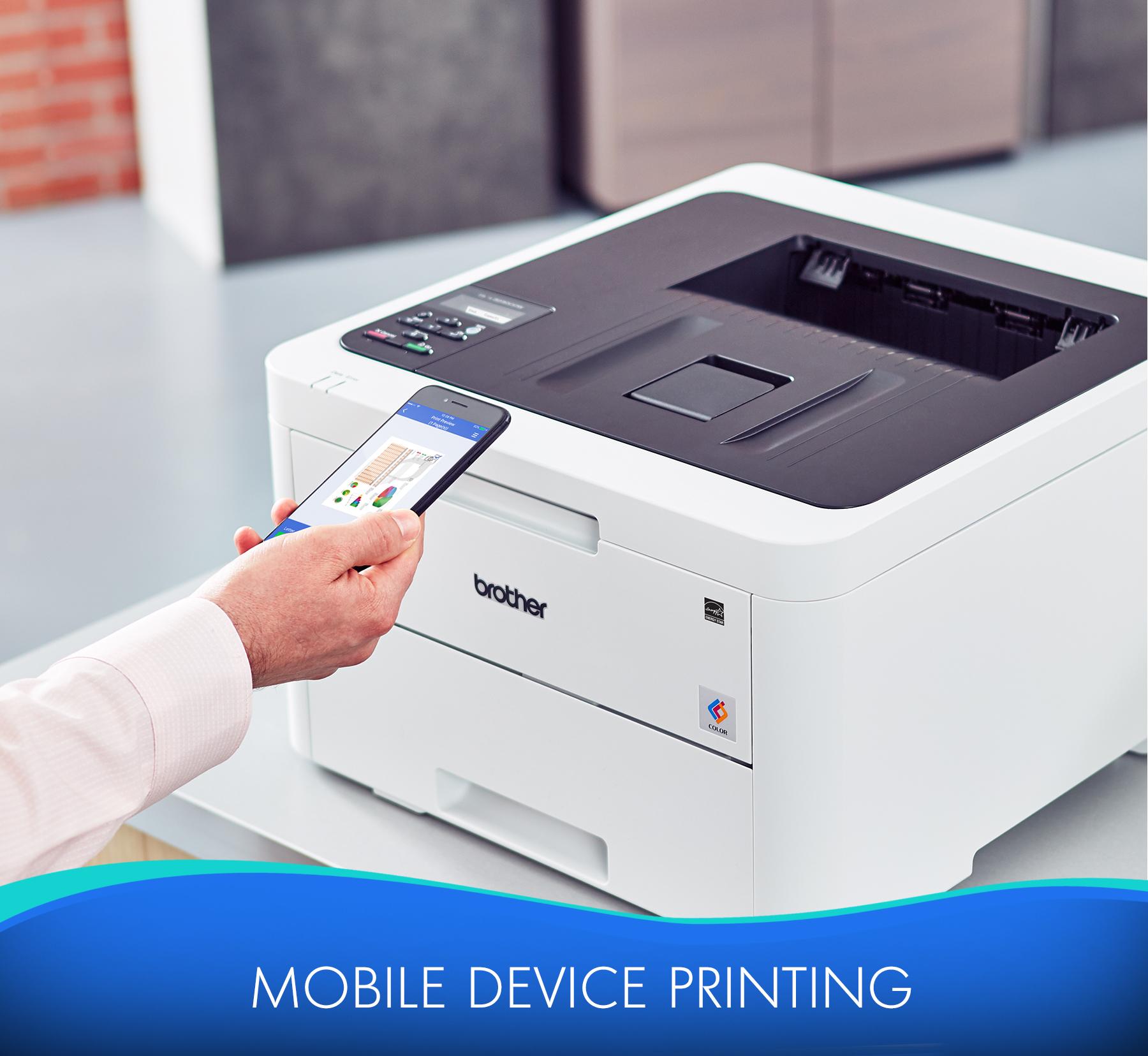 Brother HL-L3230CDW A4 Colour Laser Printer