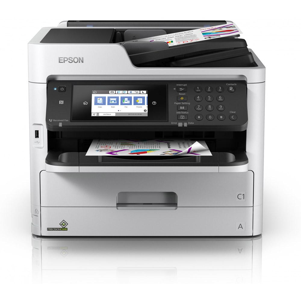 Epson Workforce Pro WF-C5790 A4 Multifunction Inkjet Printer